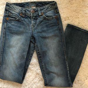 Women's Silver Lola 17 Jeans